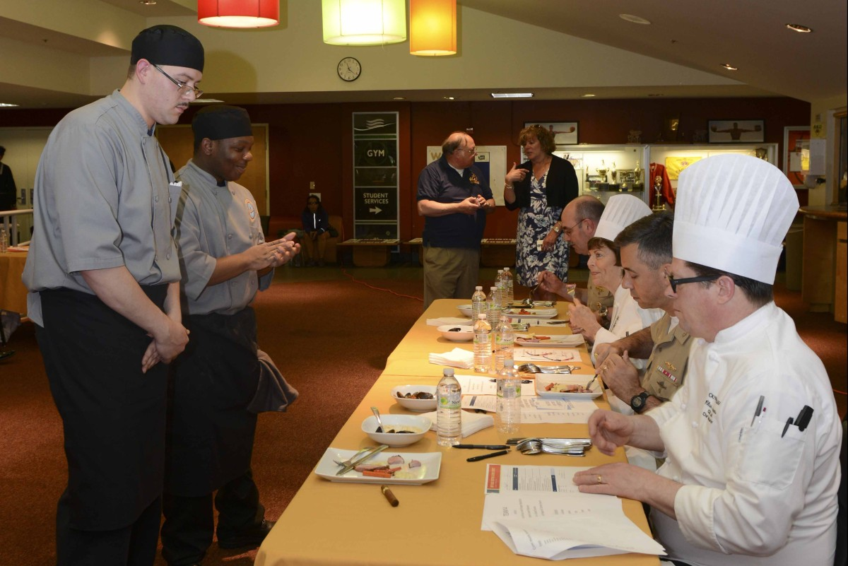 Cook Off: A Competition Of Culinary Specialists