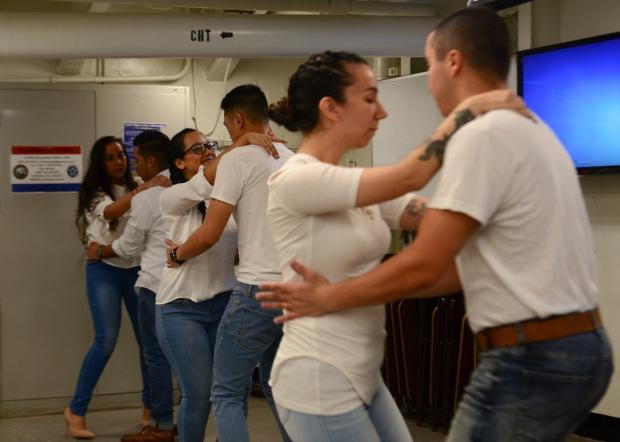 Nimitz Celebrates Hispanic Heritage Month