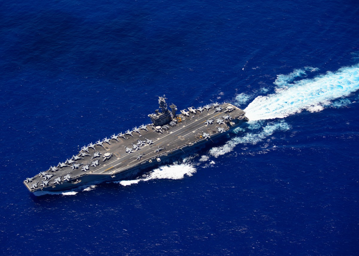 Nimitz Provides Classes to Prepare the Crew for Returning Home